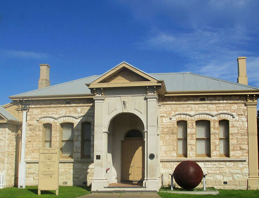Building - Sorrento Museum - Nepean Historical Society