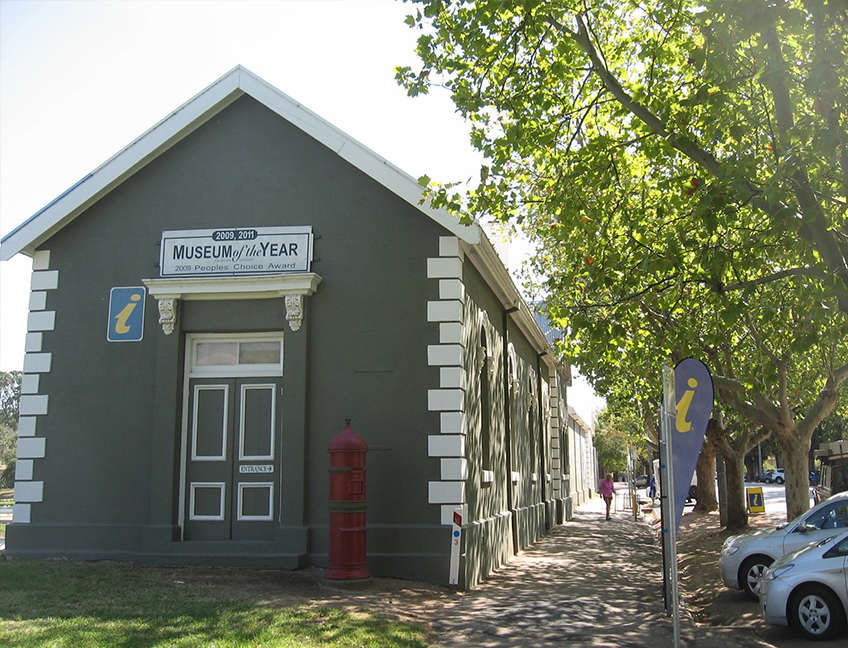 Building - Benalla Historical Society; Costume and Kelly Museum