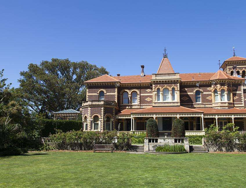 Building - Rippon Lea House and Gardens, National Trust of Australia (Victoria)