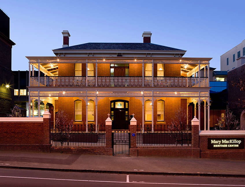 Building - Mary MacKillop Heritage Centre