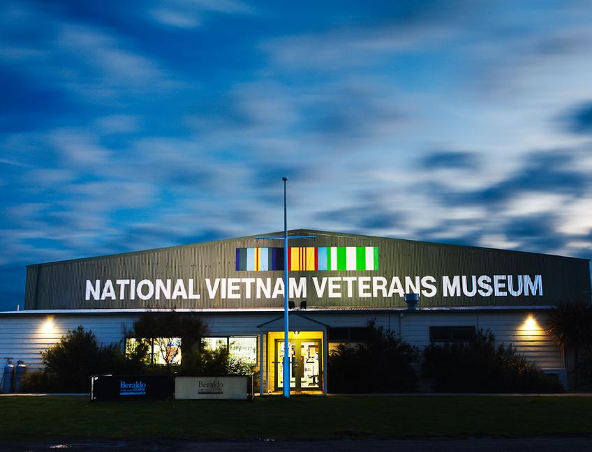 Building - National Vietnam Veterans Museum