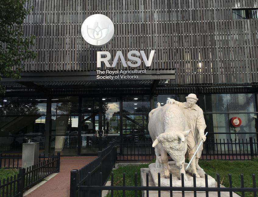 Building - Royal Agricultural Society of Victoria (RASV)