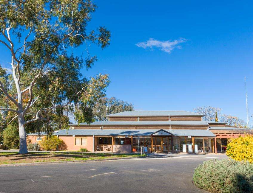 Building - Swan Hill Regional Art Gallery
