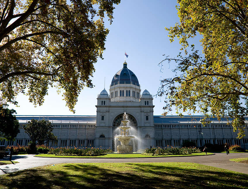 Building - Royal Exhibition Building