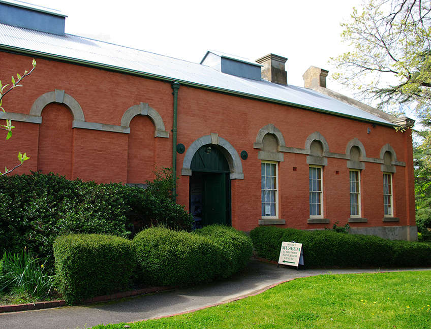 Building - Maldon Museum & Archives Association